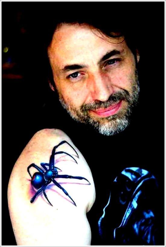 spider tattoo design (2)