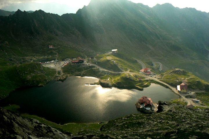 Fagaras - Bilea Lac (foto ze zájezdu CK Alpina)