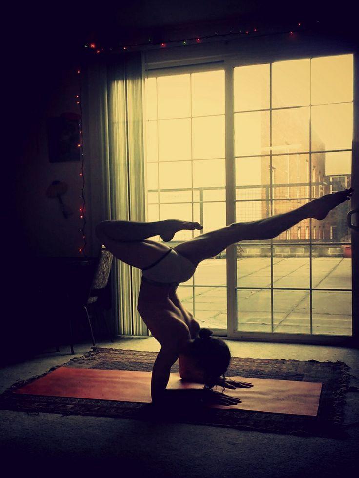Individual Self  Portland Naked Mens Yoga Inspiration -8887