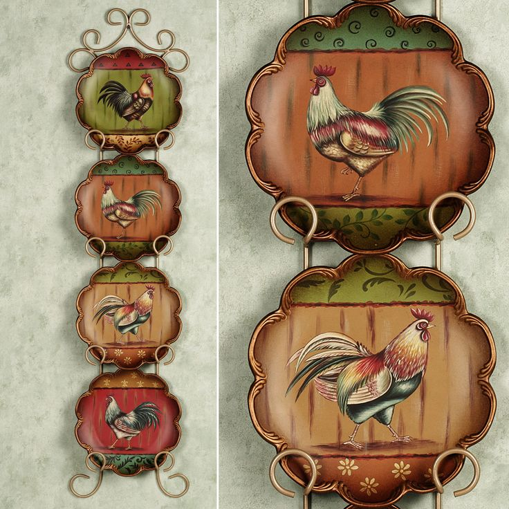 Find This Pin And More On ♥ Rooster ~ Kitchen Decor ♥ By Canditcontinues.