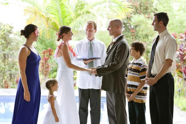 A New Twist on Traditional Wedding Vows