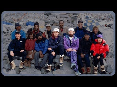 Mt Everest The Storm 1996 Documentaries Climbing