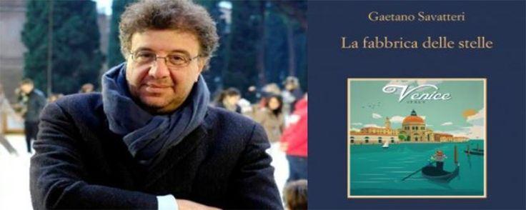 'Confessioni di uno scrittore': a Cori c'è Gaetano Savatteri con 'La fabbrica delle stelle'