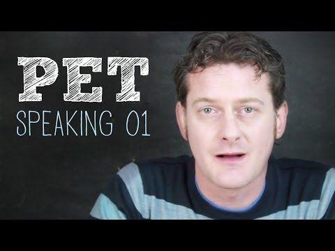 PET LESSON 1: SPEAKING | Preparación de Exámenes Cambridge
