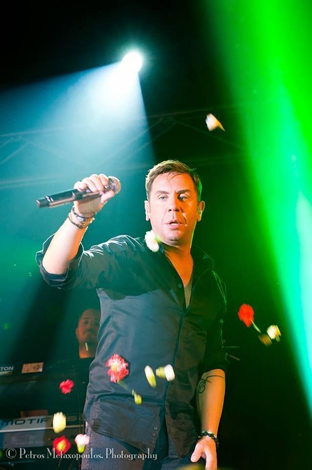 Giorgos Mazonakis - Greek Singer