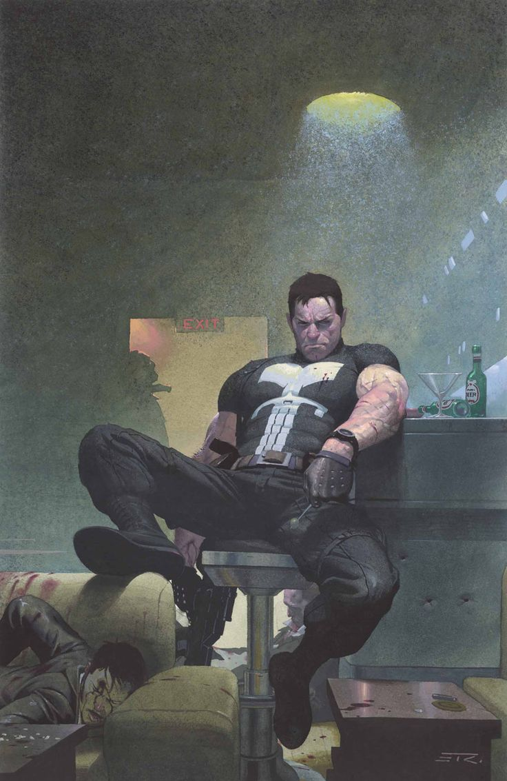 UNTOLD TALES OF THE PUNISHER MAX #3 (of 5) MEGAN ABBOTT (w) tBD (A) Cover by…