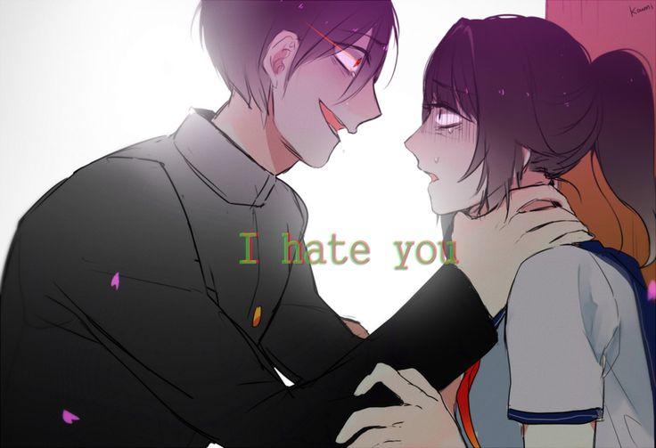 I hate you by KOUMI04.deviantart.com on @DeviantArt