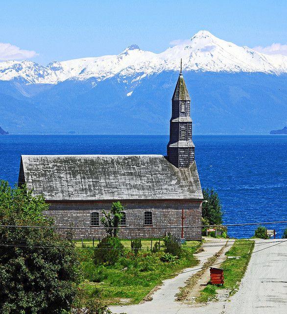 Cochamó, Los Lagos, Chile <3<3....quisiera estar sentada ahí respirando ese exquisito aire <3