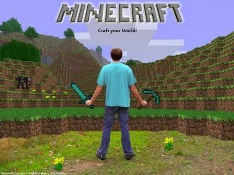 Играем в Minecraft Classic (часть 1)
