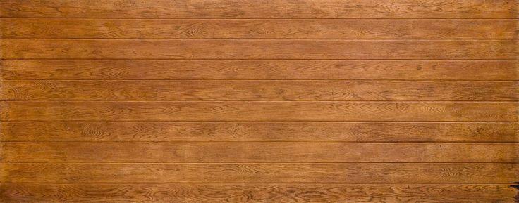 Horizontal Wood Medium Hazelnut-Honey Dye Wall Paneling.  Insulation: (interior) Waterproof: Damp proof and weather - insulated.