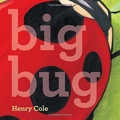 Big Bug by Henry Cole https://www.amazon.ca/dp/1442498978/ref=cm_sw_r_pi_dp_x_T00Gyb2P89XQZ