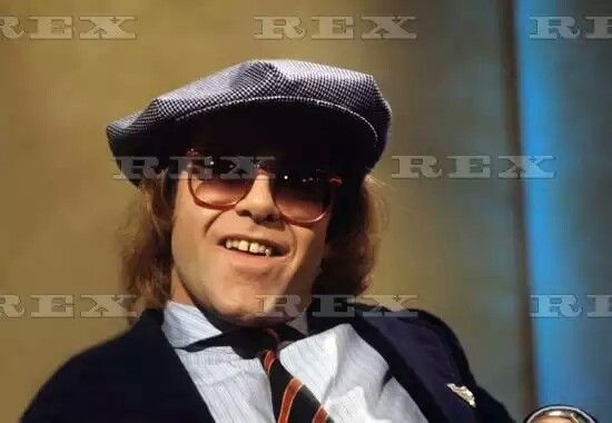 'The Russell Harty Show', TV programme, Britain - 1977