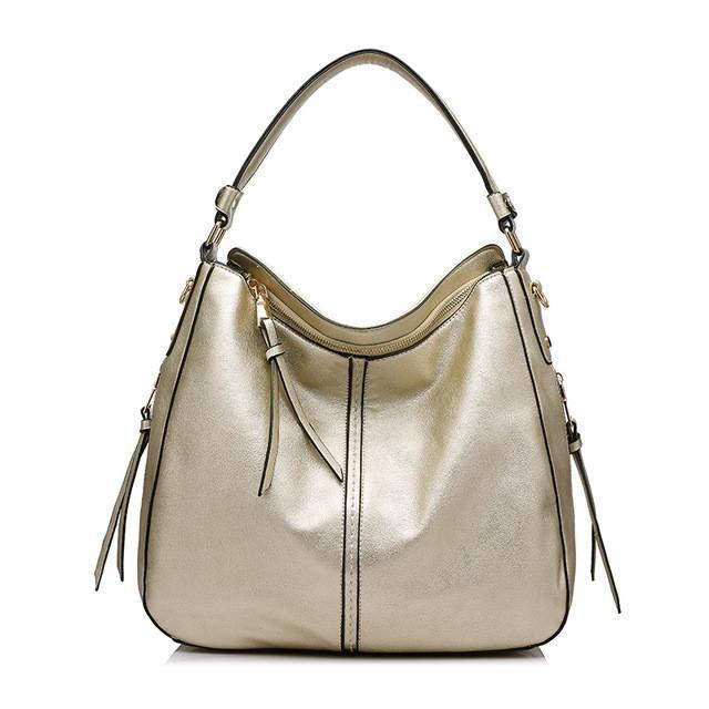 Tassel Hobo Handbag