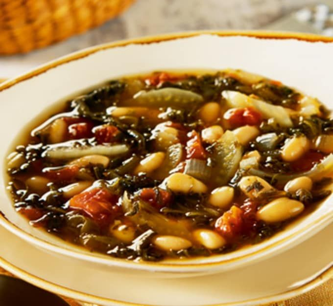 Mexican Black Bean and Beef Soup