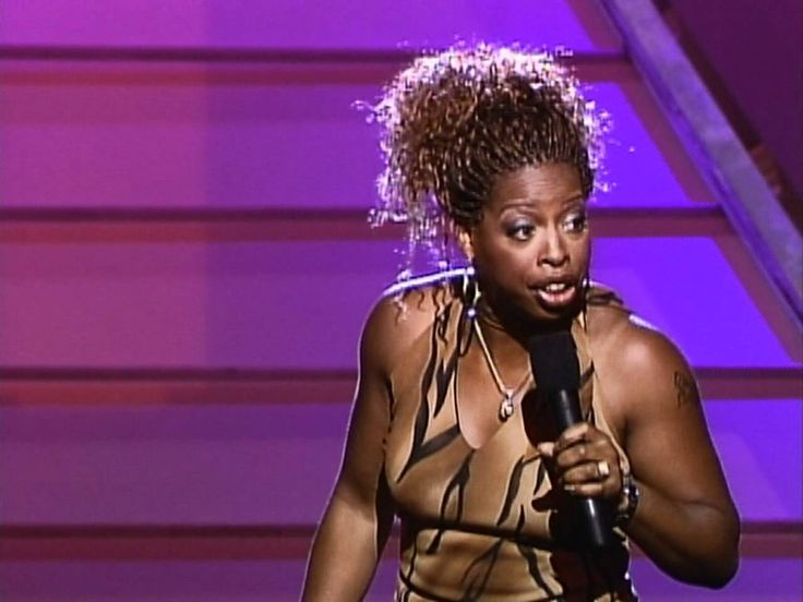 "Adele Givens ""Hoe's Ain't Real"" Queens of Comedy"