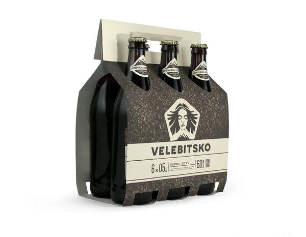 Velebitsko - redesign on Behance