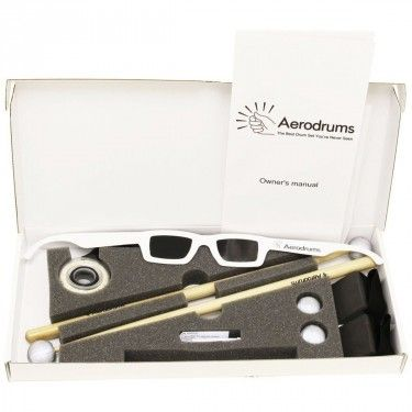 Интерактивные барабаны Aerodrums and Camera Bundle: фото