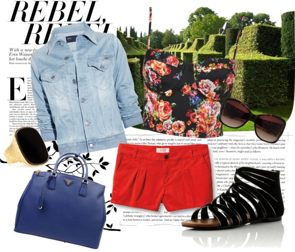 Rebel, created by kailan-white on Polyvore
