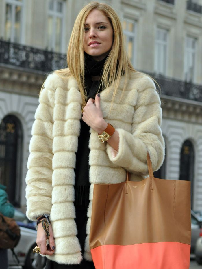 The Luxe Glam Faux Mink Fur Coat perfect for this coming winter ...