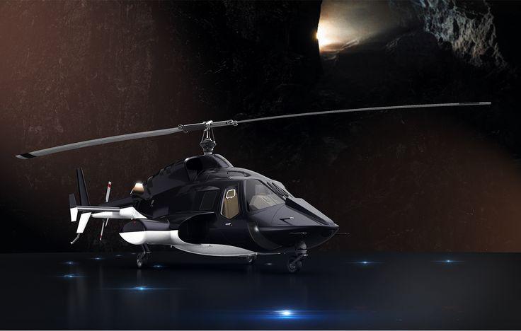 https://www.behance.net/gallery/30463133/AIRWOLF-design-a-helicopter