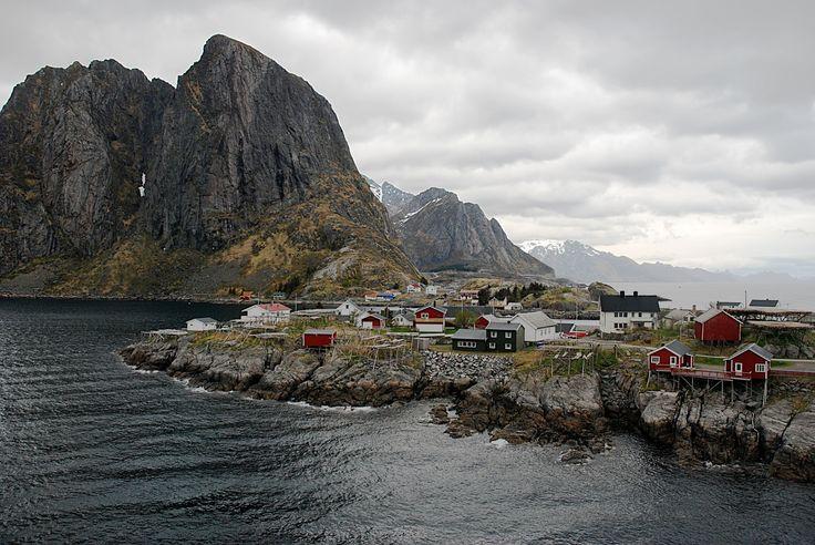https://flic.kr/p/HRNGPB | Hamnøy, Reine. | Hamnøy, Reine.  Lofoten islands.  Six months in Norway.