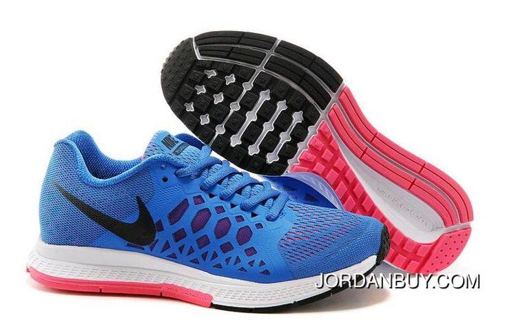http://www.jordanbuy.com/new-style-2015-nike-zoom-pegasus-31-womens-running-shoes-blue-pink-black-cushion-sneaker.html NEW STYLE 2015 NIKE ZOOM PEGASUS 31 WOMENS RUNNING SHOES BLUE PINK BLACK CUSHION SNEAKER Only $85.00 , Free Shipping!