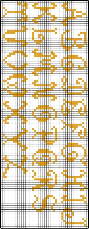cross stitch greek alphabet - Αναζήτηση Google