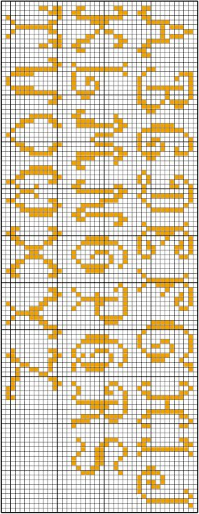 cross stitch greek alphabet - Αναζήτηση Google