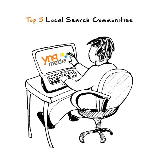 Top 5 Local Search Communities that every SEO professional Should Follow.