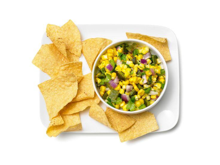Chipotle Corn Salsa Recipe Food Network Magazine