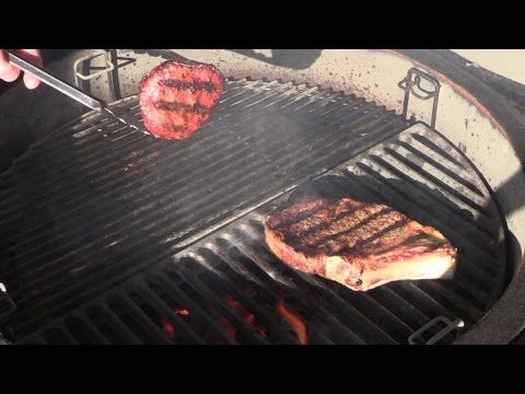 ▶ Prime Ribeye Steak - Lobel's Steak Sauce Review - YouTube #MyLobels