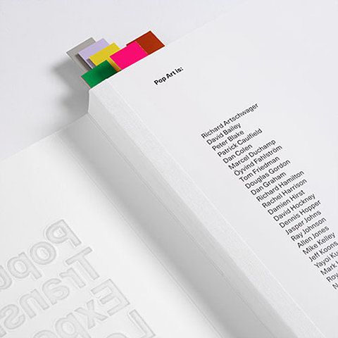 GTF   Pop Art Is: (with Peter Saville)   Gagosian. Peter SavilleTypography  LayoutColour BookOffice SuppliesPeter Ou0027tooleGraphic ...
