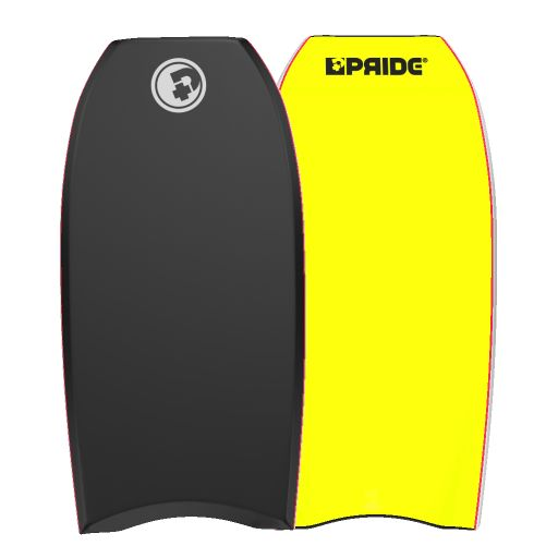 This is my customized Pride bodyboard. What do you think?