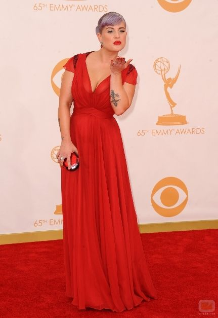 kelly-osbourne-emmys-2013 by selebstyle, via Flickr