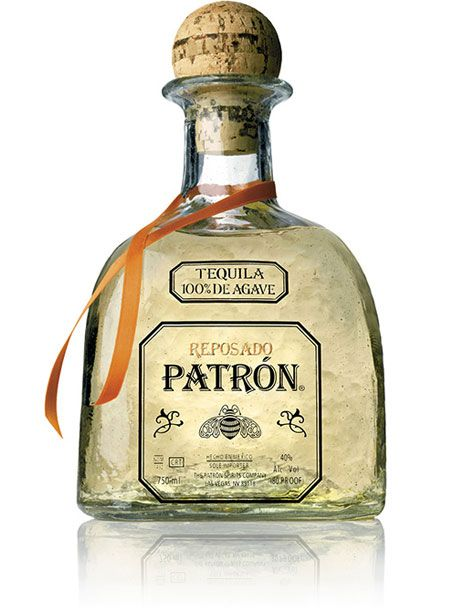 Patrón Reposado is a nice switch for current tequila drinkers who want a bit more complexity and smoothness of taste. Aged in oak barrels for over two months, it blends the fresh, clean taste of Patrón Silver with the oaky flavor of Patrón Añejo. The balance of fresh agave and oak wood with subtle fruit, citrus and honey notes makes it an excellent sipping tequila or for a premium cocktail. Like its other Patrón counterparts, each bottle of Patrón Reposado is unique and hand-numbered.