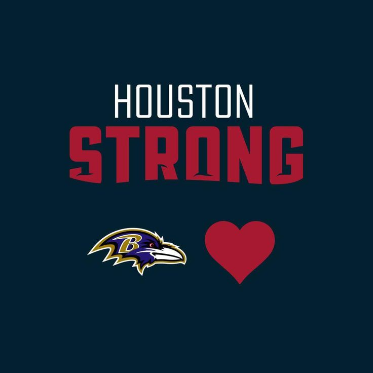 The Ravens are donating $1 million to help the people of Houston recover from the devastation from Hurricane Harvey.