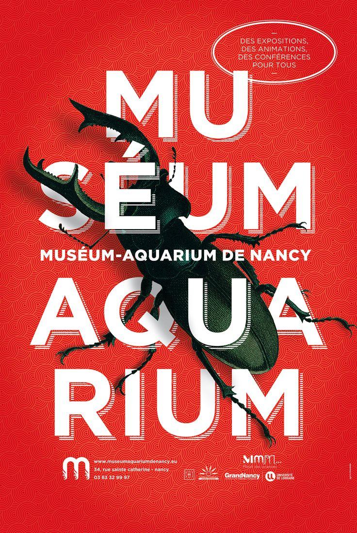 Graphic Design : AgenceTANDEM Museum Aquarium