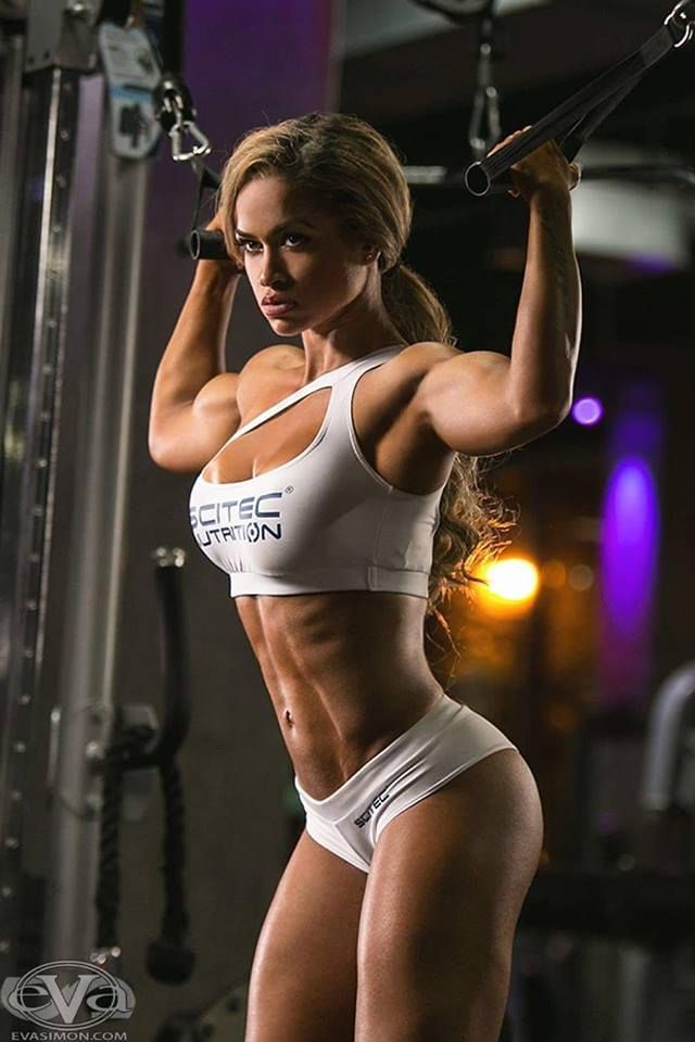 Party muscle fitness babes pics