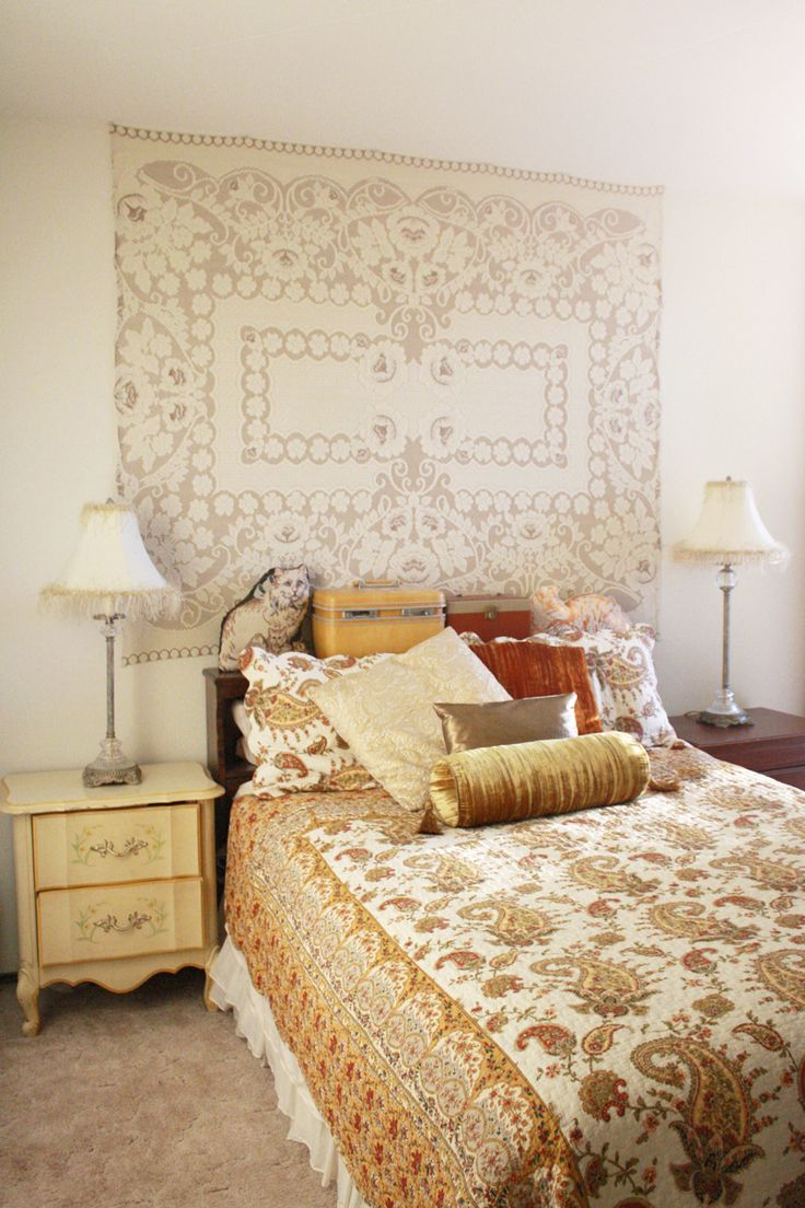106 best Headboards - Alternative images on Pinterest | Bedroom ...