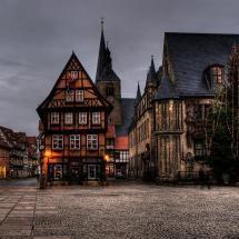Quedlinburg Sachsen-Anhalt