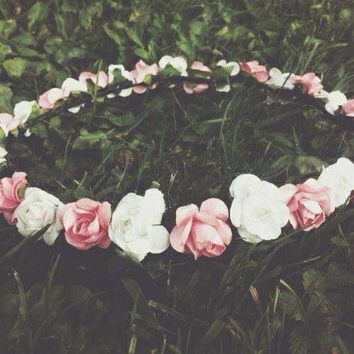 cute, flower, grunge, hair, hipster, indie, mandala, sad