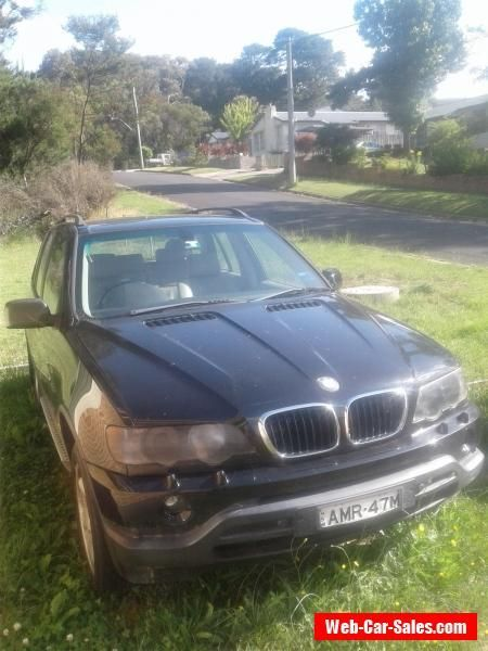 Cool BMW: 2002 BMW X5 #bmw #x5 #forsale #australia...  Cars for Sale Check more at http://24car.top/2017/2017/04/06/bmw-2002-bmw-x5-bmw-x5-forsale-australia-cars-for-sale-2/