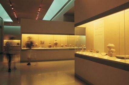 VISIT GREECE  Museum of Prehistoric Thera #museums #art #culture #Santorini #cyclades