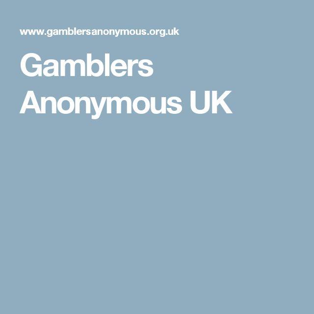 Gamblers Anonymous UK