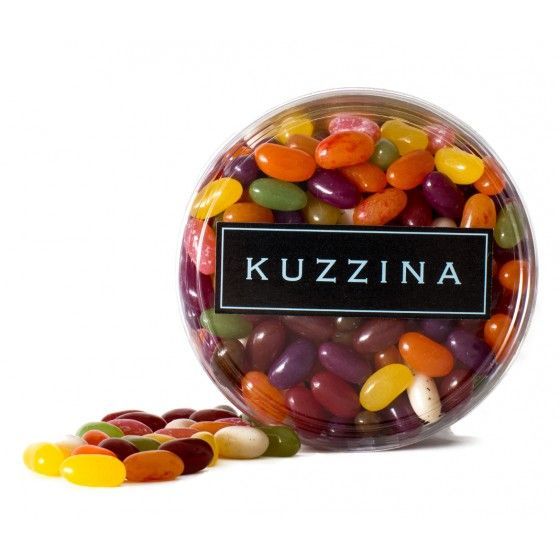 Kuzzina - Green Beans Jelly Beans - 250 g Gourmet Jelly Beans...Must have a handful of this Joyous Experience