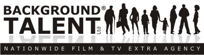 Our awesome logo www.backgroundtalent.com