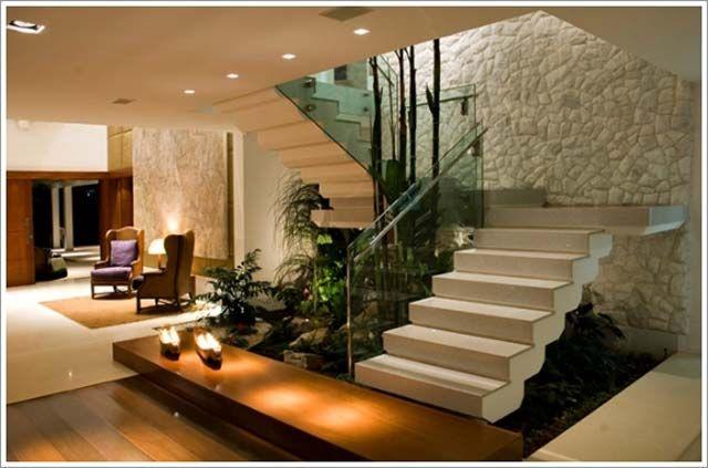 Sua casa moderna e diferente 5 ideias do que fazer para for Modelos de escaleras modernas