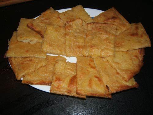» Schiacciatina di patate Ricette di Misya - Ricetta Schiacciatina di patate di Misya
