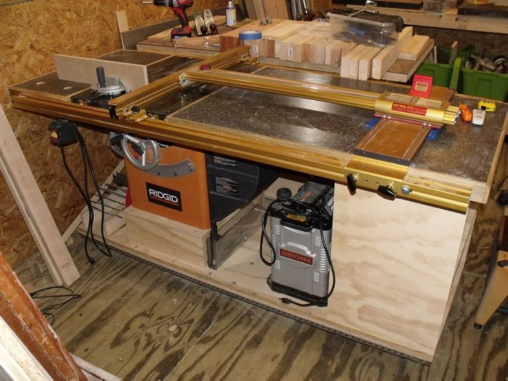 34 Best Images About Table Saw Base On Pinterest Dust