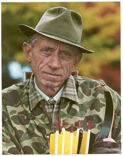 Fred Bear's 10 Commandments for Every Hunter http://riflescopescenter.com/category/hawke-riflescope-reviews/